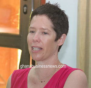Sara Stealy – US Embassy, Accra